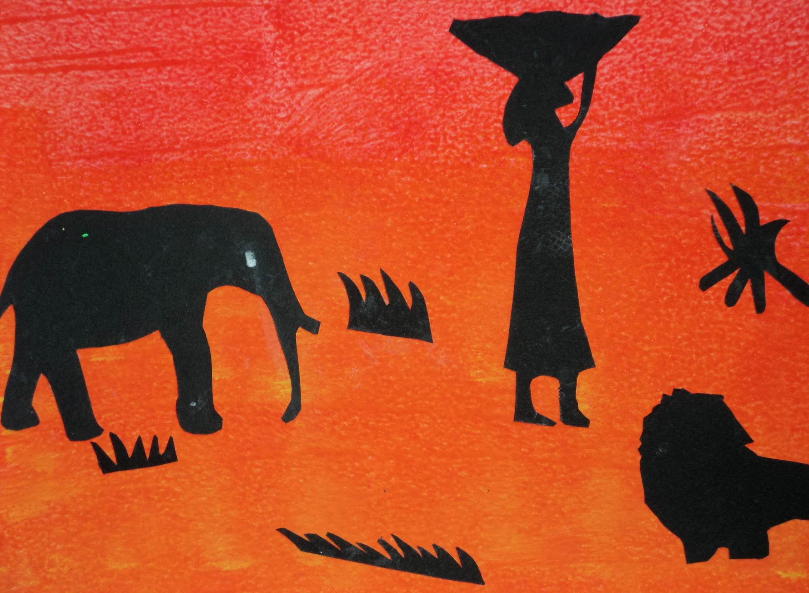 art africain cm1